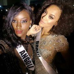 """""""Votem bastante porque precisamos de vocês"""" - apelam a Miss Angola e Miss Brasil https://angorussia.com/lifestyle/beleza/votem-bastante-precisamos-voces-apelam-miss-angola-miss-brasil/"""