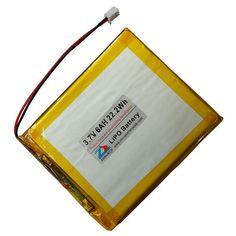 Купить товарШун 6000 мАч 3.7 В литий полимерная батарея 528095 GPS PDA планшет зарядки сокровище в категории Аккумуляторы для MP3/MP4 плеерана AliExpress.            Здравствуйте, мы все аккумуляторы имеют нестандартный размер,                            Если вам нужно настр