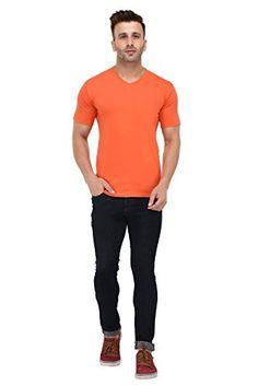 Bks Collection Men's Cotton V-neck Half Sleeve T-shirt_Or... https://www.amazon.in/dp/B0757ZBMVZ/ref=cm_sw_r_pi_dp_U_x_QuhGAbBQ321MD