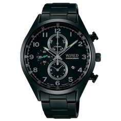 WIRED ワイアード SEIKO セイコー TiCTAC別注 【国内正規品】 腕時計 メンズ AGAV799