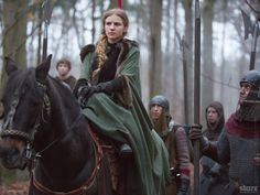 Anne Neville, the Kingmaker's daughter. #TheWhiteQueen