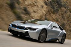 BMW's production version of the i8 plug-in hybrid sports car is even more desirable than the showcars that came before it.