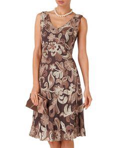 Ottoline Tapework Dress