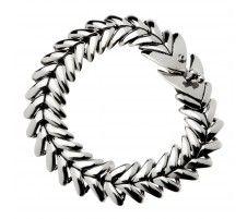94c843e6b Najo El Pescado Bracelet Jewelry Branding, Sterling Silver Jewelry, Hair  Inspiration, Cool Style