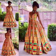 Download Kente - Ankara fashion styles for women on PC & Mac with AppKiwi APK Downloader African Formal Dress, Short African Dresses, African Traditional Dresses, African Attire, African Wear, African Fashion Dresses, Ankara Fashion, African Style, African Women