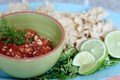 Easy 2 Ingredient Salsa Appetizer Recipe