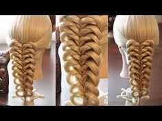 Los 7 peinados con trenzas más impresionantes paso a paso | Cuidar de tu belleza es facilisimo.com