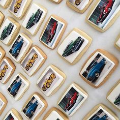Vintage Cars Car Sugar Cookies! Perfect favor for a car theme party⛽️Thank you @dandysweetscouture for helping me out with the cookies#vintagecar#vintage#cars#sugarcookies#chocolatecars#love#yum#instafood#delicious#fun#favor#chocolate#sweets#loveit#events#sweet#favors#igers#eventplanners#instafood#Yum#instalike#instagood#chocolatepopsbyalice#instasweets#instasweet#iger#instamood#instalove Car Themed Parties, Car Themes, Chocolate Sweets, Bar Mitzvah, Cookie Decorating, Bicycles, Sugar Cookies, Vintage Cars, Favors