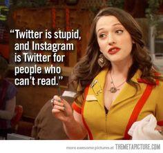 Social media in a nutshell…