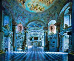 Livros - Biblioteca di Admont, Austria.