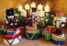 Nutcrackers love Christmas