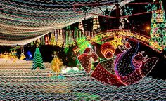 O holy lights! Christmas displays from around the world - NY Daily ...