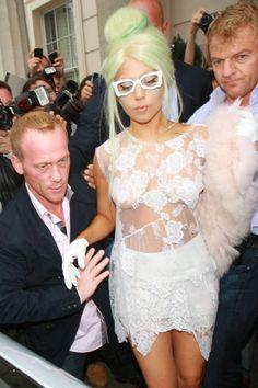 Lady Gaga looking good