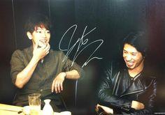 Taka x Takeru Takahiro Morita, Takeru Sato, One Ok Rock, Japan, Concert, Illustration, Rook, Spirit, Fashion