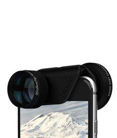 Olloclip's 2x Telephoto lens on an iPhone 6.