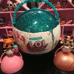 Anyone wants to trade leading ladyjitterbug and pearl surprise for kitty queen#lolsuprise #lolsurprisefan #lolsurprisedoll #lolsuprise