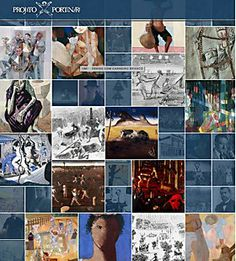 Webpick of the day - Candido Portinari by caos! video & design