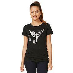 Dannii Minogue Petites Hummingbird Christmas T-Shirt – Target Australia