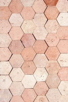 Shop an Antique terra cotta hexagonal flooring imported from France here at Pittet Architecturals. We have great collection of hexagonal flooring tiles, Mosaic Tiles.