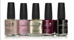 CND Introduces Vinylux, the 7-Day Manicure www.vitalitystudiosa.com