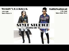 Style Stretch Ep. 1 - Recreating a look by Wendy's Lookbook for Tall Women! • TallNNatural
