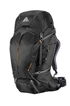Gregory Mountain Products Men's Baltoro 85 Backpack, Shadow Black, Small