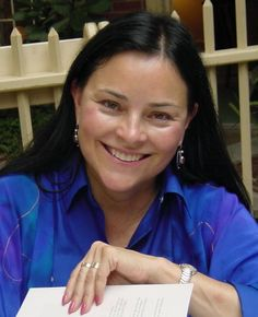 "Diana Gabaldon-creator of the wonderful and moving ""Outlander"" series with Jamie and Claire Fraser"