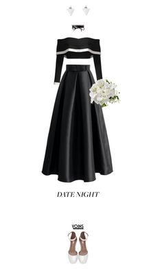 """""""Hollywood Yoins."""" by francesca-belotti ❤ liked on Polyvore featuring Chicwish, Fallon, DateNight, yoins, yoinscollection and loveyoins"""
