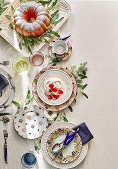 Cliveden Dinnerware