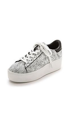6ff82562f74 Ash Women s Cult Crackled Sneakers