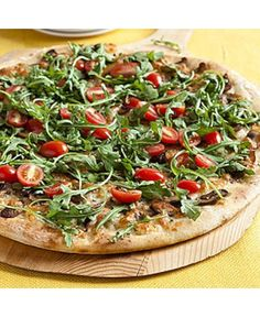 OUT OF THE BOX: HOMEMADE PIZZAS BETTER THAN ANY DOUGIE COULD MAKE!