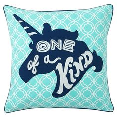 Be Inspired Pillow Covers, One Of A Kind