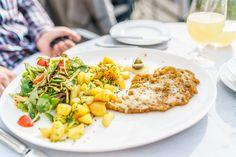 Schnitzel  #Bayern #food