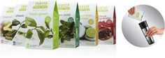 Takeya Flash Chill Iced Teas are made with whole leaf tea, premium herbs and all-natural ingredients that are free of artificial flavors, preservatives and artificial sweeteners. The premeasured foil T-PACs are filled with the perfect amount of whole leaf tea and herbs, and then sealed airtight to ensure a fresh and flavorful brew everytime. Just tear open, pour into the tea infuser and brew. It's that easy.