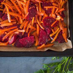 Salát zčervené řepy, mrkve apomerančů | Koření od Antonína Korn, Dip, Carrots, Vegetables, Salsa, Carrot, Vegetable Recipes, Veggies
