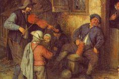 Dutch Painter Adriaan van Ostade