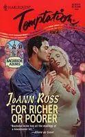 For Richer or Poorer by JoAnn Ross