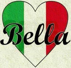 Sicily is bella, life is bella, love is bella
