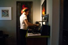 At home with Hesta Prynn, a music and art studio