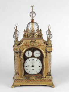 Bracket clock Place of origin: England, Great Britain (made) Date: ca. 1790 (made