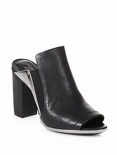 The A to Z of Shoe Shopping: 3.1 is for Phillip Lim - fall 2013 - chelsea mule