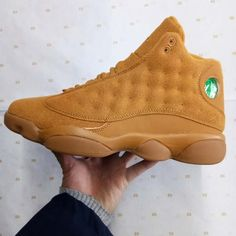 5ad8a704c057f1 Women Jordan 13 generation of basketball shoes wheat - Dicount Nike  Store
