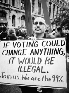 Votar não muda nada #2