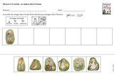 Pierre et le loup chronologie images séquentielles Ms Gs, Art History, American History, Preschool, Recherche Google, Theatres, Ps, Classroom, French