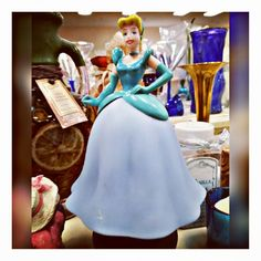 Disney Cinderella musical figurine