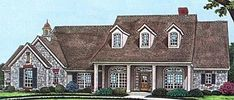Bungalow   Cape Cod   Country   House Plan 97883
