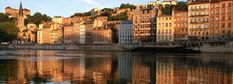 Ideally living in France would mean drinking wine, eating cheese and shopping at the local market but unfortunately most people also need to earn a living to fund their new life in France. So where in France offers the best work-life balance? Week End Lyon, Destinations, Expansion, Saint Georges, Lyon France, Best Places To Live, Rhone, Eurotrip, The Locals