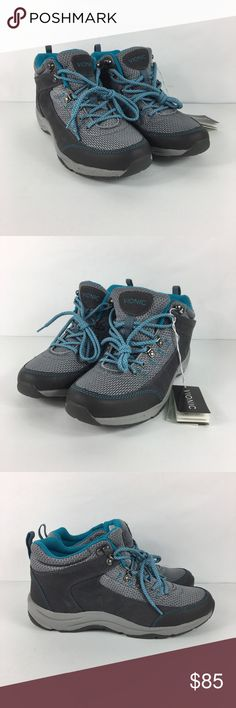 online retailer d1c95 06773 Vionic Cypress Trail Walker Hiking Orthaheel Boot Vionic Cypress Women Sz  9.5 Trail Walker Hiking Orthaheel