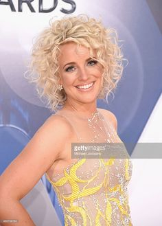 Singer Cam attends the 49th annual CMA Awards at the Bridgestone Arena on November 4, 2015 in Nashville, Tennessee.