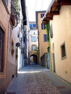 Bergamo Streets, Italy